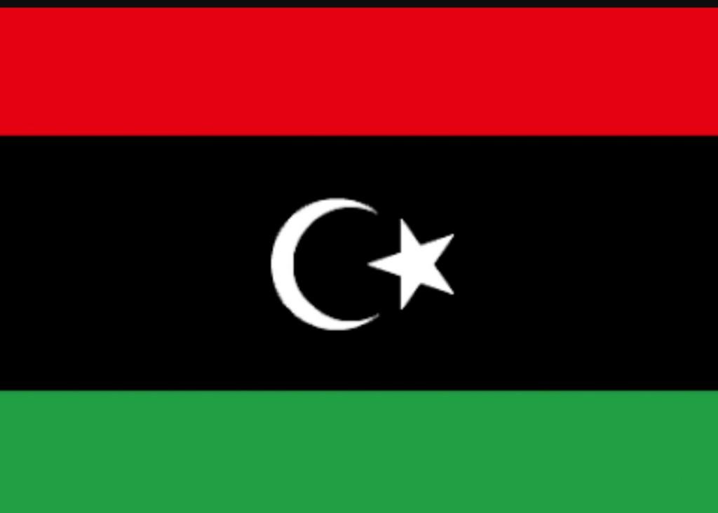 国境を覚えるお勉強-リビア